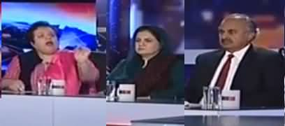 Capital Talk (Bloggers Missing, Military Courts) - 10th January 2017