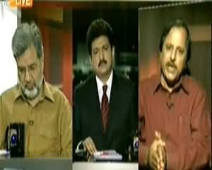 Capital Talk (Bomb Blast in Islamabad, Nothing Safe in Pakistan) – 9th April 2014