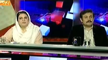 Capital Talk (Can Military Courts End Terrorism) - 23rd December 2014
