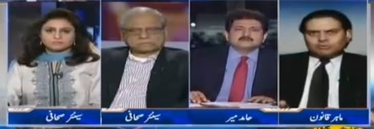 Capital Talk (Can Nawaz Sharif Be Arrested) - 30th October 2017