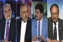 Capital Talk (Can Pervez Musharraf Be Arrested) – 19th March 2018