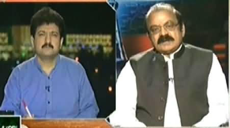Capital Talk (Case Registered Against Dr. Tahir ul Qadri) - 7th August 2014
