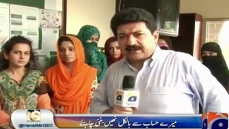 Capital Talk (CDA To Capture 1400 Acre of Research Center in Islamabad) – 6th July 2015
