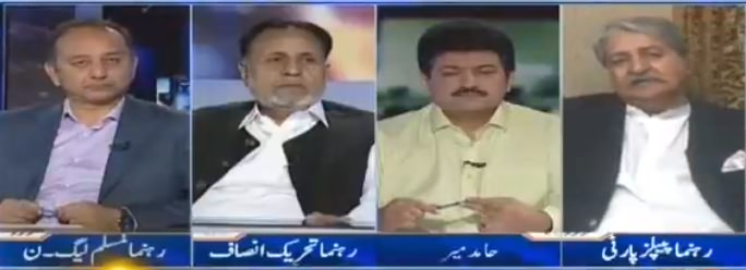 Capital Talk (Challenges For Imran Khan) - 28th July 2018