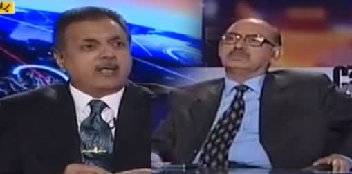 Capital Talk (Challenges For New Army Chief) - 28th November 2016