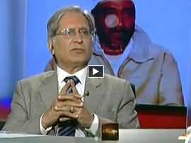 Capital Talk (Chaudhry Aitzaz Ahsan Exclusive Interview) - 1st April 2015