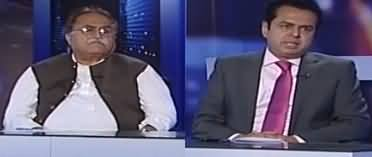 Capital Talk (Chaudhry Nisar Refused To Join PTI) - 10th April 2018