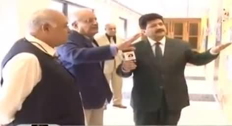 Capital Talk (Dastoor Ki Gali Se) - 4th October 2016