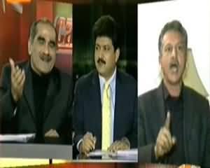 Capital Talk (Dehshat Gard Aur Musharraf Donon Qabu Se Bahar) – 16th January 2014