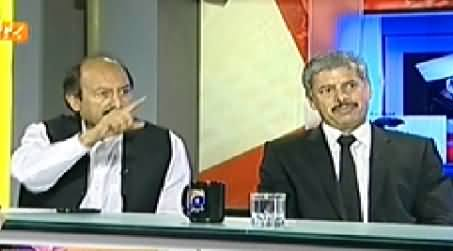 Capital Talk (Dharna Special Transmission) 8PM to 9PM –25th August 2014