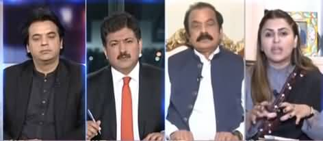 Capital Talk (Differences Between PMLN & PPP) - 18th March 2021
