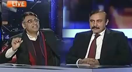 Capital Talk (Differences Between Politicians & Ulemas) – 29th December 2015