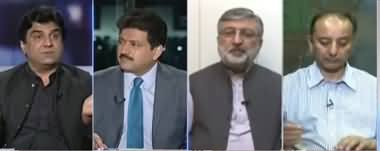Capital Talk (Differences Between Sharif Brothers) - 14th October 2019