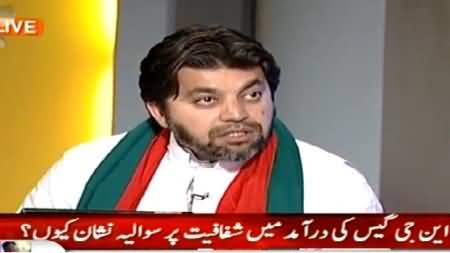 Capital Talk (Doubts in the Import of LNG Gas) – 25th March 2015