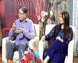 Capital Talk (Eid Speacial with Pervez Rasheed, Fariha Pervez, Alia Rasheed, Fakhr-e-Alam ) – 16th October 2013