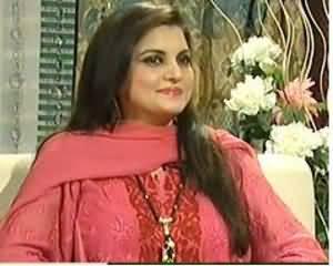 Capital Talk (Eid Special with Kashmala Tariq, Khawaja Asif, Abasar Alam) - 17th October 2013