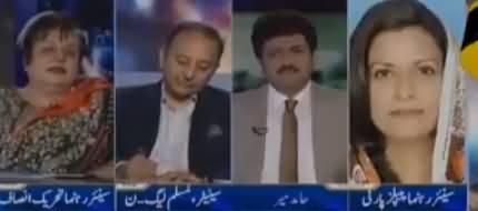 Capital Talk (Election Ka Din Qareeb) - 10th July 2018