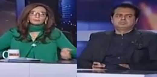 Capital Talk (Elections Delay Hone Ka Khatra) - 6th November 2017