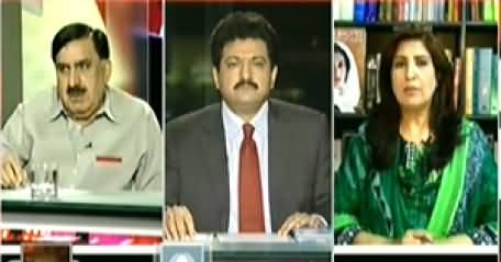 Capital Talk (Even PMLN Voters Angry with Nawaz Sharif Govt) – 12th November 2014