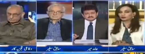 Capital Talk (Failure of Pakistan's Foreign Policy) - 4th September 2017