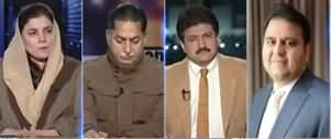 Capital Talk (Fawad Chaudhry & Mubashir Luqman Issue) - 6th January 2020