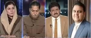 Capital Talk (Fawad Chaudhry & Mubashir Luqman Issue) - 6th January 2020