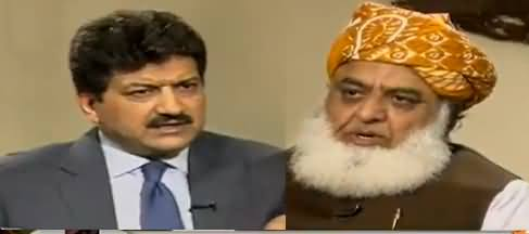 Capital Talk (Fazal ur Rehman Exclusive Interview) - 4th July 2018