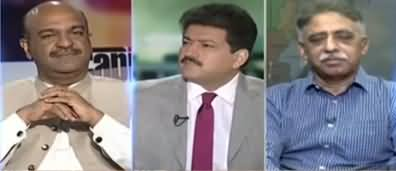 Capital Talk (Fazal ur Rehman's Long March) - 11th September 2019