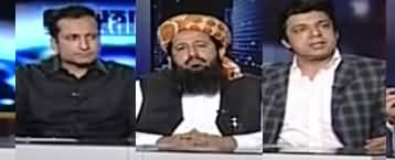 Capital Talk (Fazlur Rehman Azadi March & Govt) - 16th October 2019