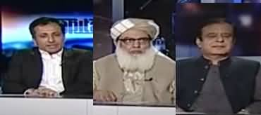 Capital Talk (Fazlur Rehman Ka March) - 7th October 2019