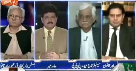 Capital Talk (Gen (R) Aslam Baig Refused To Give Statement to FIA) – 15th October 2015