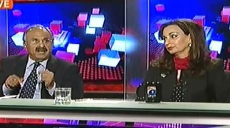Capital Talk (General Raheel Sharif Visit to America) – 18th November 2014