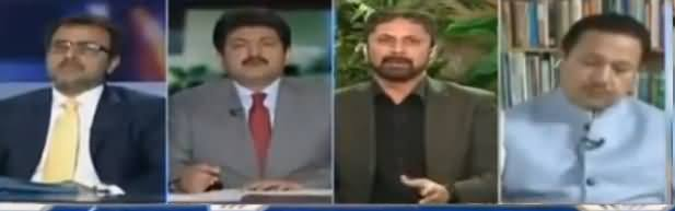 Capital Talk (Govt Claims About Load Shedding) - 7th December 2017