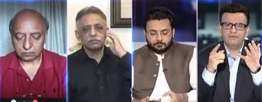 Capital Talk (Govt Decides To Use Force Against TLP) - 27th October 2021
