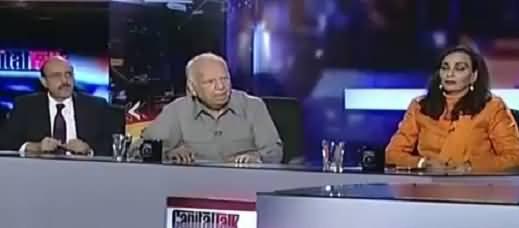 Capital Talk (Govt Has Forgotten Dr. Afia Siddiqui) – 21st October 2015