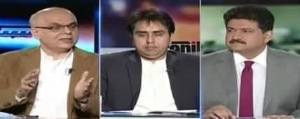 Capital Talk (Govt & Opposition's Politics Around Media) - 28th May 2020