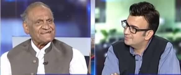 Capital Talk (Guest: Anwar Masood) - 22nd July 2021