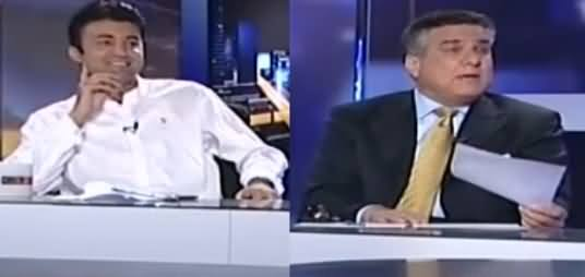 Capital Talk (Hakumat Aur Opposition Mein Ittefaq Zarori) - 16th May 2017