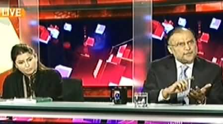 Capital Talk (Has Dr. Tahir ul Qadri Done Any Deal with Govt) – 22nd October 2014