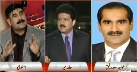 Capital Talk (Horse Trading in Senate Elections) – 19th February 2015
