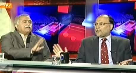 Capital Talk (How to Form New Policy Against Terrorism?) - 18th December 2014