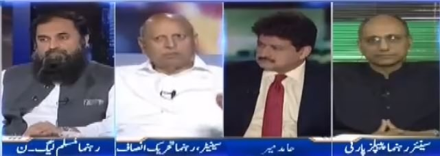 Capital Talk (How Will Imran Khan Control Govt) - 31st July 2018