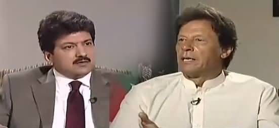 Capital Talk (Imran Khan Exclusive Interview) - 17th April 2017