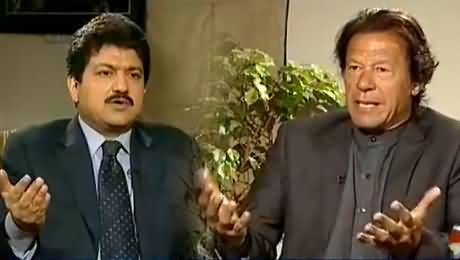 Capital talk (Imran Khan Exclusive Interview with Hamid Mir) - 11th February 2014