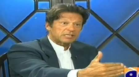 Capital Talk (Imran Khan Exclusive Interview with Hamid Mir) – 27th November 2013
