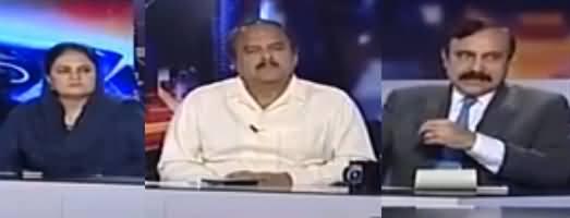 Capital Talk (Imran Khan Ka 30 October Ka Elan) - 10th October 2016