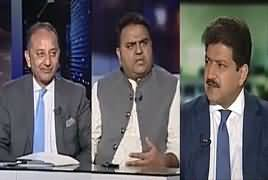 Capital Talk (Imran Khan Ka Daura e America) – 22nd July 2019