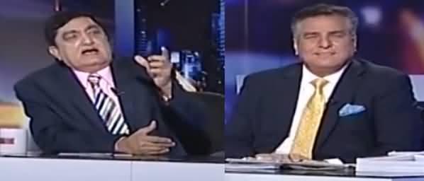 Capital Talk (Imran Khan & Nawaz Sharif Case) - 18th October 2017