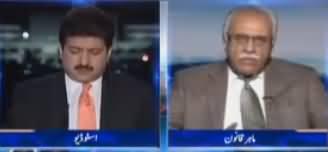 Capital Talk (Imran Khan Ne ECP Se Mafi Maang Li) - 26th October 2017