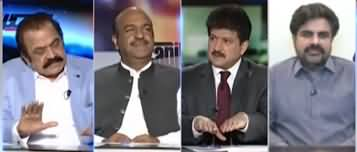 Capital Talk (Imran Khan Opposes Lockdown) - 30th April 2020